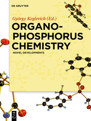 cover image of Organophosphorus Chemistry