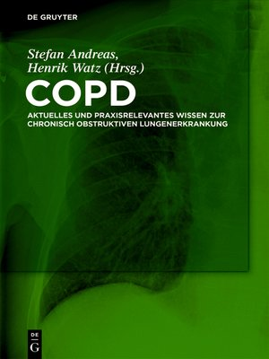 cover image of COPD