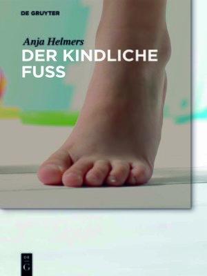 cover image of Der kindliche Fuß