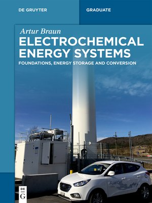 cover image of Electrochemical Energy Systems
