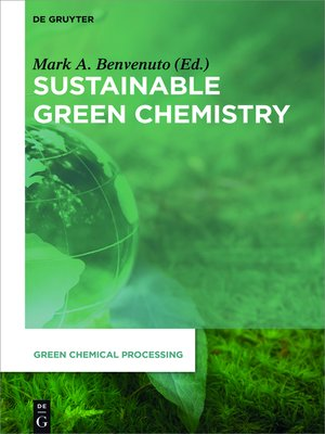 cover image of Sustainable Green Chemistry