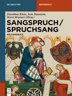 cover image of Sangspruch / Spruchsang