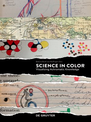 cover image of Science in Color