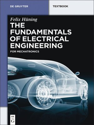 cover image of The Fundamentals of Electrical Engineering