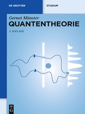 cover image of Quantentheorie
