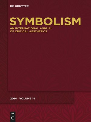 cover image of Symbolism 14