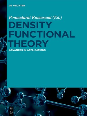 cover image of Density Functional Theory