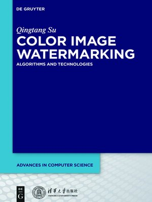 cover image of Color Image Watermarking