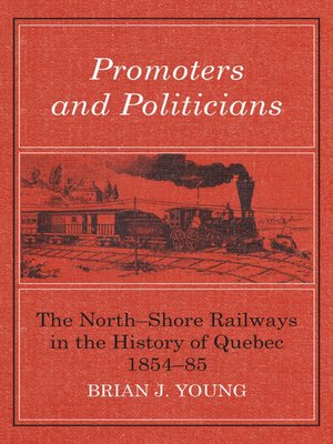 cover image of Promoters and Politicians