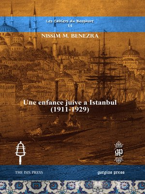 cover image of Une enfance juive a Istanbul (1911-1929)