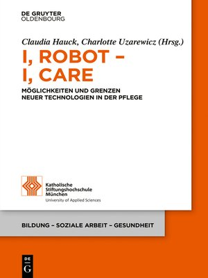 cover image of I, Robot – I, Care