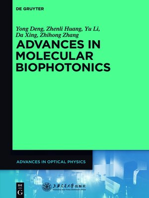 cover image of Advances in Molecular Biophotonics