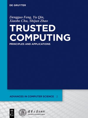 cover image of Trusted Computing