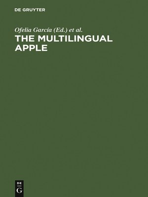 cover image of The Multilingual Apple