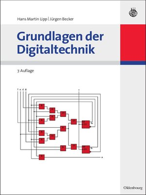 cover image of Grundlagen der Digitaltechnik