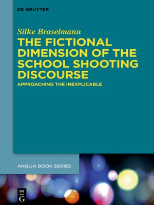 cover image of The Fictional Dimension of the School Shooting Discourse