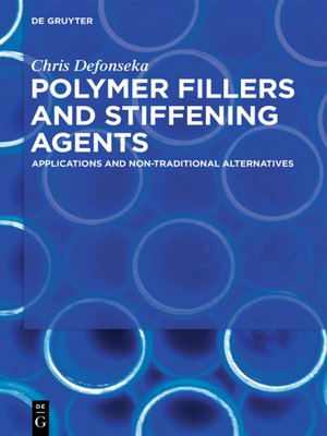 cover image of Polymer Fillers and Stiffening Agents