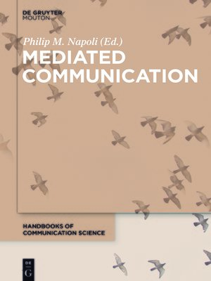 cover image of Mediated Communication