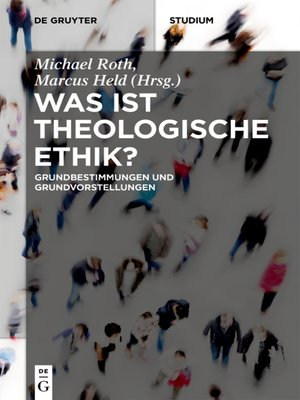 cover image of Was ist theologische Ethik?
