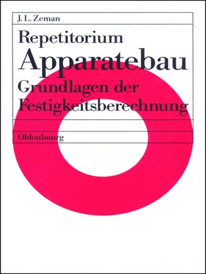 cover image of Repetitorium Apparatebau