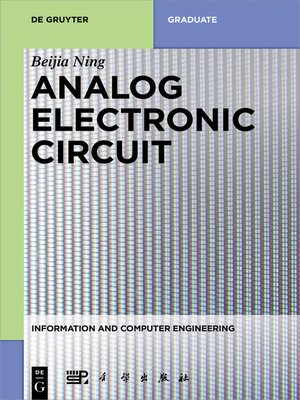 cover image of Analog Electronic Circuit