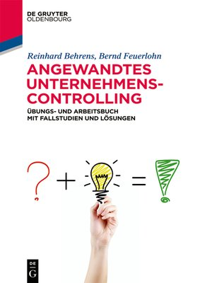 cover image of Angewandtes Unternehmenscontrolling