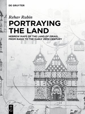 cover image of Portraying the Land