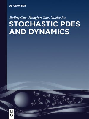 cover image of Stochastic PDEs and Dynamics