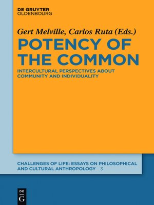 cover image of Potency of the Common