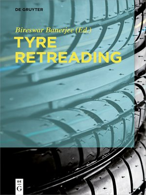 cover image of Tyre Retreading