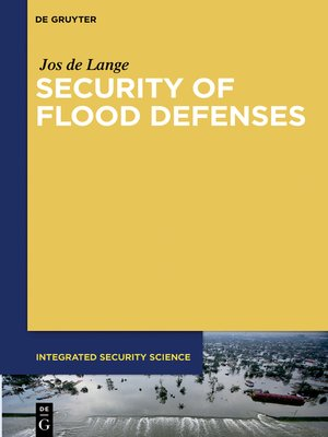cover image of Security of Flood Defenses