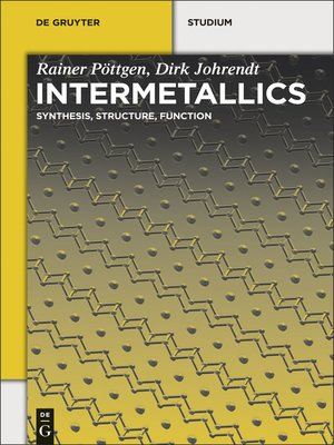 cover image of Intermetallics