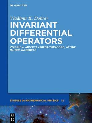 cover image of AdS/CFT, (Super-)Virasoro, Affine (Super-)Algebras