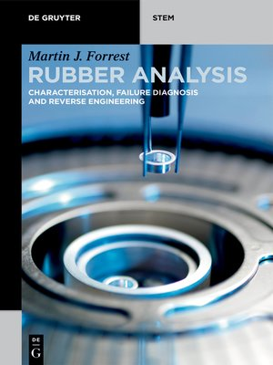 cover image of Rubber Analysis