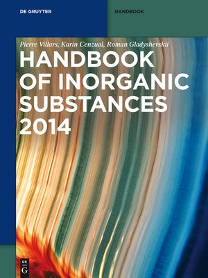 cover image of Handbook