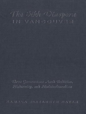 cover image of The Sikh Diaspora in Vancouver