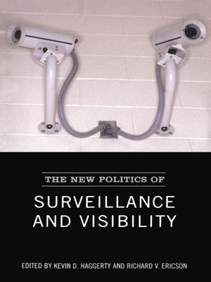 cover image of The New Politics of Surveillance and Visibility