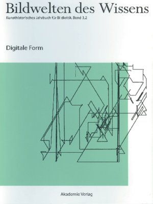 cover image of Digitale Form