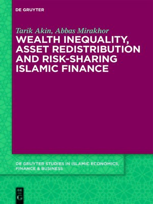 cover image of Wealth Inequality, Asset Redistribution and Risk-Sharing Islamic Finance