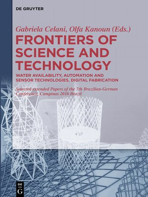 cover image of Frontiers of Science and Technology
