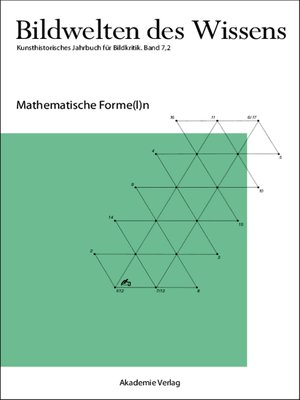 cover image of Mathematische Forme(l)n