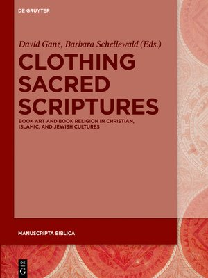 cover image of Clothing Sacred Scriptures