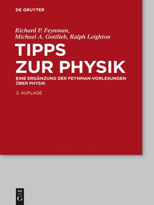 cover image of Tipps zur Physik
