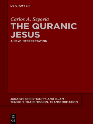 cover image of The Quranic Jesus