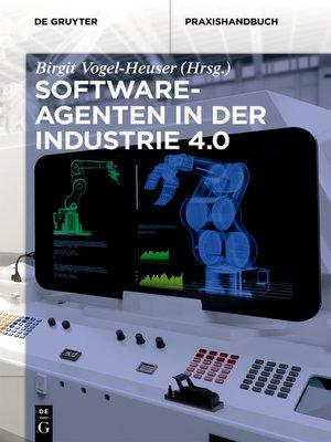 cover image of Softwareagenten in der Industrie 4.0