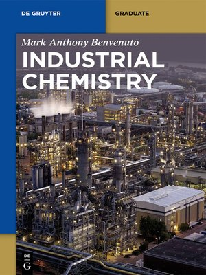 cover image of Industrial Chemistry