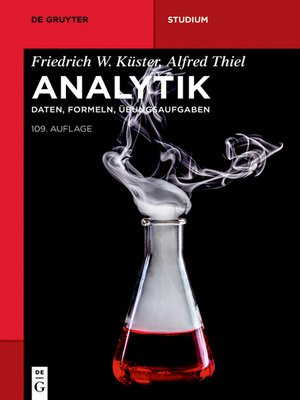 cover image of Analytik