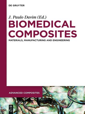 cover image of Biomedical Composites