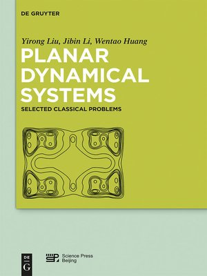 cover image of Planar Dynamical Systems