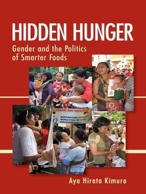 cover image of Hidden Hunger